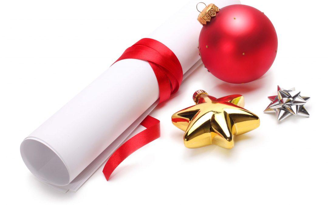 Коледни и новогодишни късмети