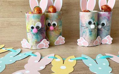Направи си сам: Великденска декорация + шаблони